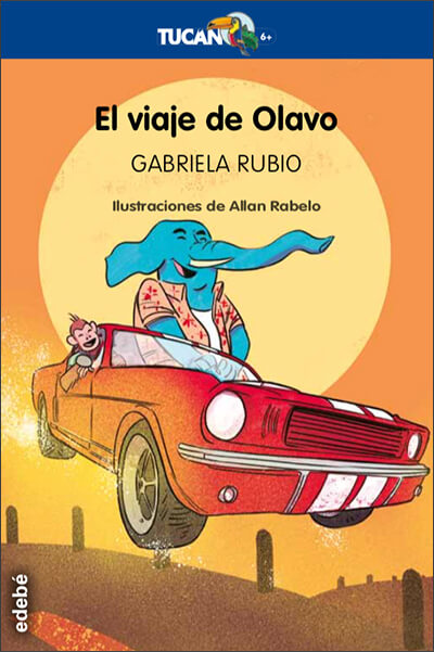 libro infantil El viaje de Olavo